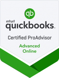 QuickBooks Online Advanced ProAdvisor Badge