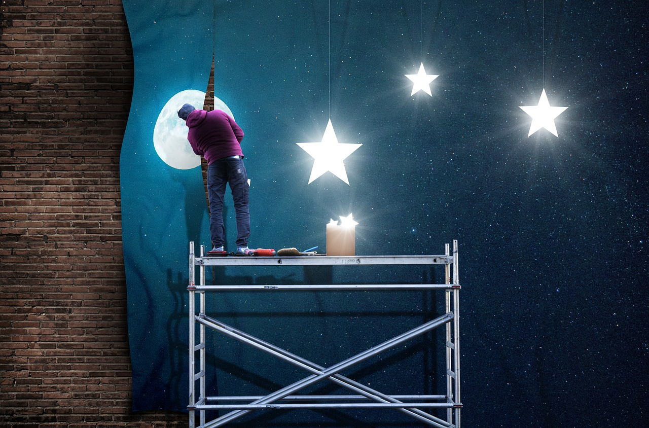 Hang the moon and stars for your clients as often as you can.