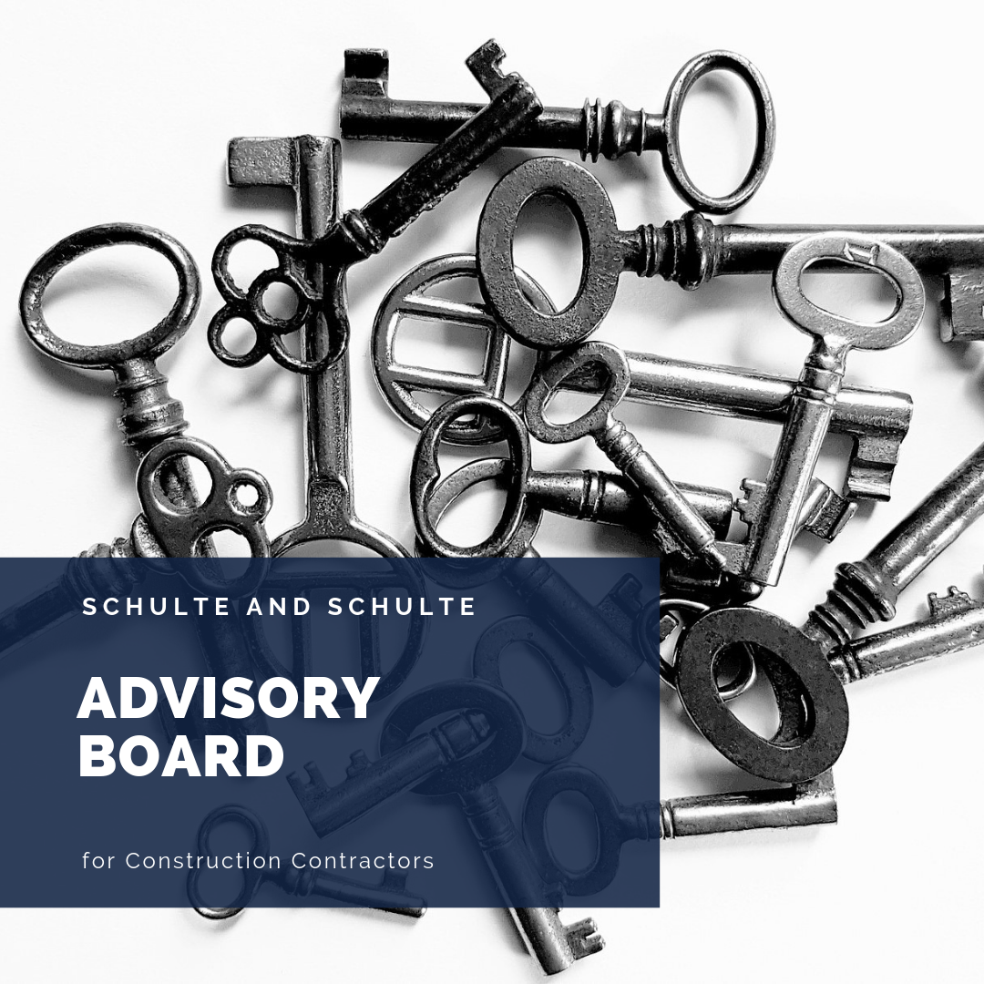 Advisory Boards help with key decisions
