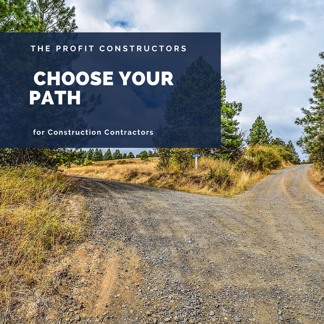Choose your path for post COVID -19 profits and stability