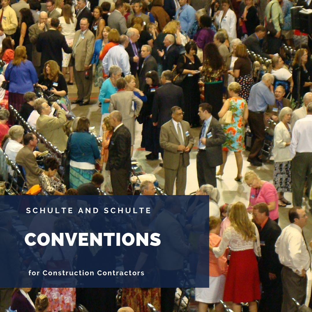 Investing in Convention Attendance can bring you a great ROI