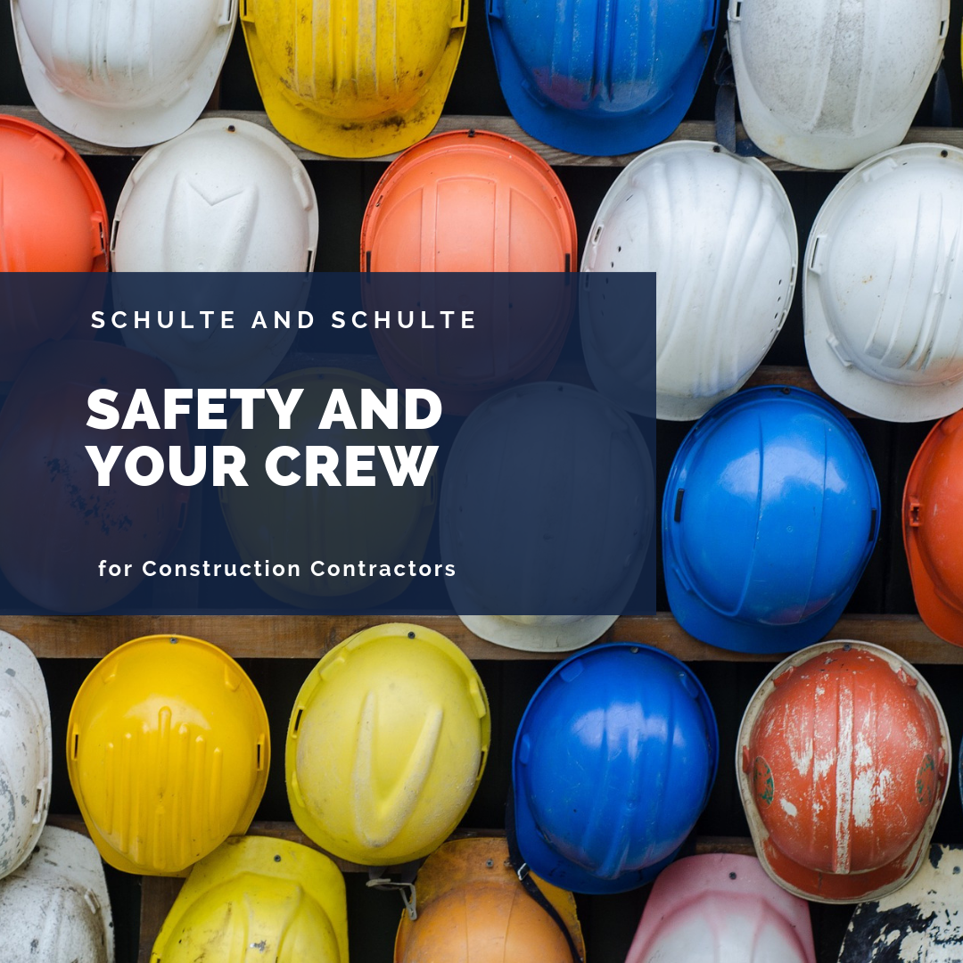 Help your construction crew understand safety is for them