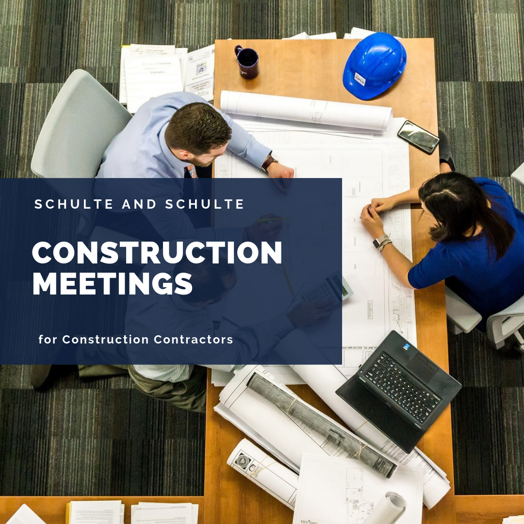 Overcoming the challenge of construction meetings
